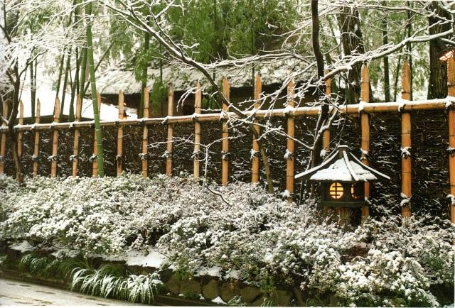 Les clôtures japonaises traditionnelles (1) | Jardins du Japon et ...