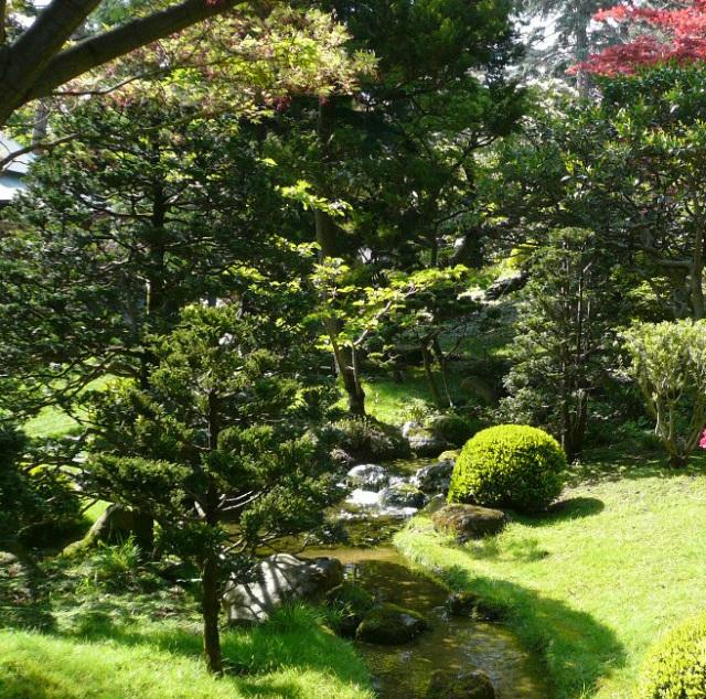 Printemps Au Jardin Albert Kahn Jardins Du Japon Et D 39 Ailleurs