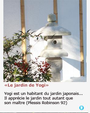 JARDIN JAPONAIS DE YOGI