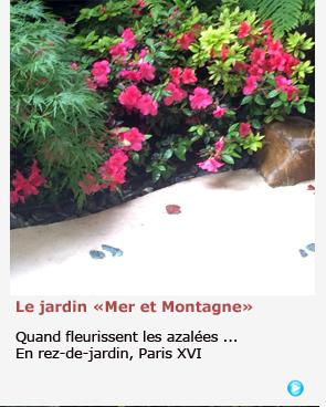 JARDIN JAPONAIS PARIS XVI
