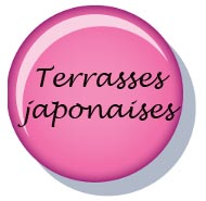 Terrasses japonaises