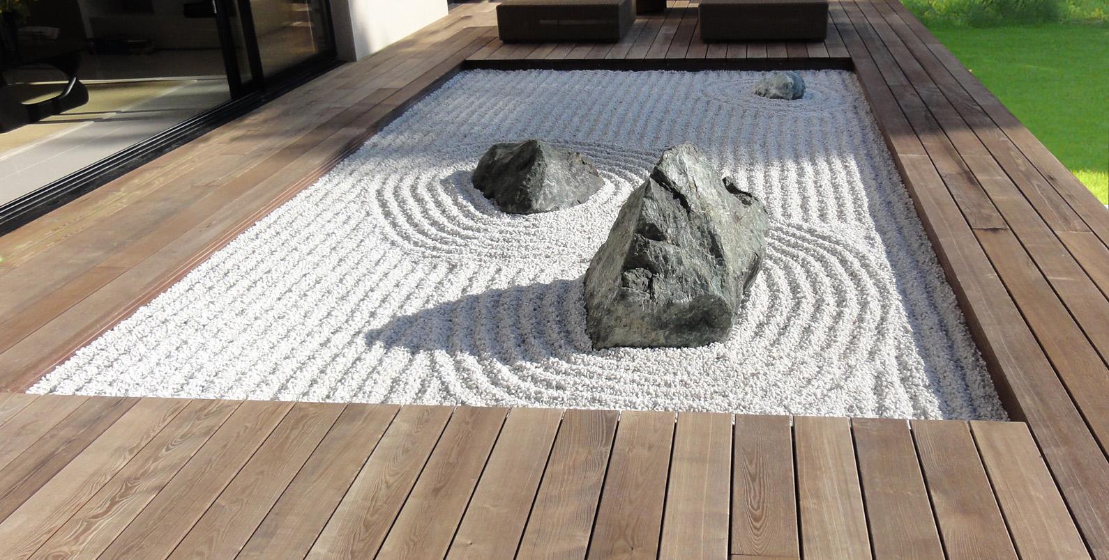 Paysagiste jardins zen jardins du japon et d 39 ailleurs - Arena para jardin zen ...