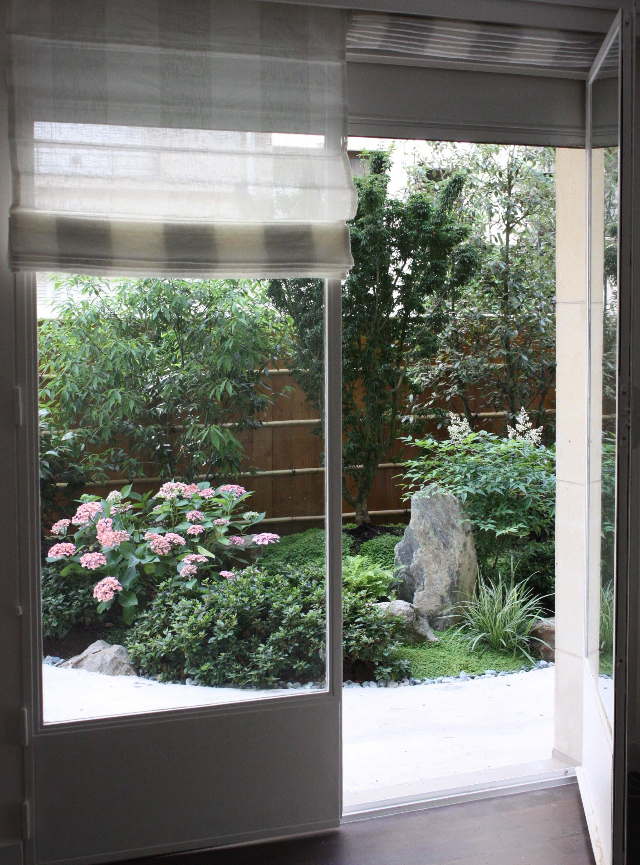 Jardins japonais deux exemples