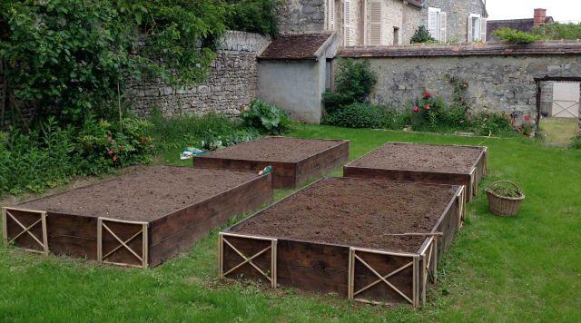 Potager à planter